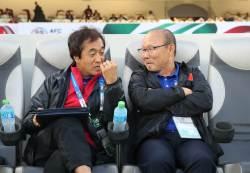 '박항서 매직' 함께 완성한 이영진, 베트남 U-22 대표팀 이끈다