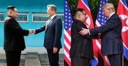 """""""<!HS>김정은<!HE>, 文·시진핑·트럼프 만나 돈 벌었다"""""""