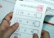 탄핵 직후보다 낮은 투표율…흥행 '노란불' 켜진 한국당 전당대회