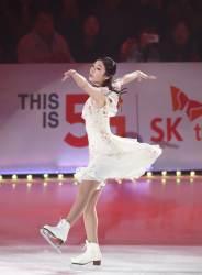 '피겨 여왕' 김연아, 6월 국내 아이스쇼 출연