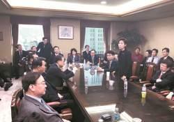 """[사진] 나경원 """"조국, 검사 통제 언급"""" 청와대 """"가짜뉴스"""""""