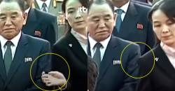 <!HS>김영철<!HE> 밀치고 먼저 뛰어간 김여정…이번에도 그림자 수행