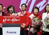 한국당 최고위원, 김순례는 되고 김준교는 떨어졌다