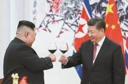 """""""김정은, 시진핑에 美 불만 토로…중국 참여 필요하다"""""""