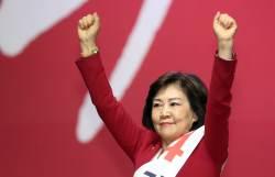 '5·18 폄훼' 논란 김순례, 한국당 최고위원 선출···징계는