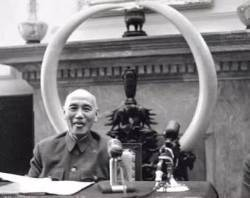 장제스가 애지중지 가져온 보물은 무엇일까?