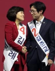 망언ㆍ막말이 이득, 한국당 전대에서 새삼 확인한 '노이즈 정치학'