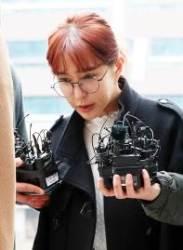 '상습도박' 슈, 1심 유죄 승복…징역 6월·집행유예 2년