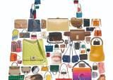 [江南人流] 33개 브랜드 50개의 신상 백, 봄을 만나러 왔다