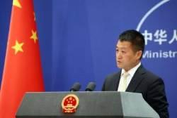 """중국, 북미정상회담 합의무산에 """"대화·협상 계속하는 게 유일한 길"""""""