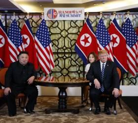 "<!HS>백악관<!HE> ""북·미 아무 합의 이루지 못했다"" 하노이 회담 결렬"