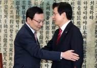 운동권 vs 공안…총리 출신 여야대표 기싸움