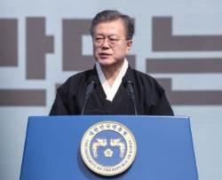 북미 하노이 담판 결렬이 文 '3.1절 연설문' 바꿨다