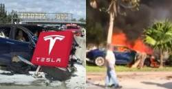 미국서 연이은 테슬라 차량 사망사고…자율주행차 안전 논란