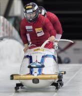원윤종-서영우, 봅슬레이 세계선수권 남자 2인승 7위