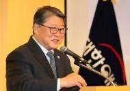 """조원진 """"한국당, '탄핵 4적' 정리하면 보수통합"""""""