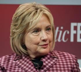 """힐러리 <!HS>클린턴<!HE> """"2020년 美 대선 불출마"""" 공식 선언"""
