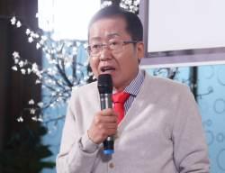 """홍준표 """"죄없는 MB도 석방…<!HS>박근혜<!HE> 전 대통령도 석방해야"""""""