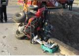 농어촌 ATV 사고 3년간 사상자 1200명... 상당수 무면허에 보험도 안돼
