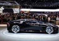 [서소문사진관]세상에 단 한 대뿐인 213억 슈퍼카 등장한 제네바 모터쇼