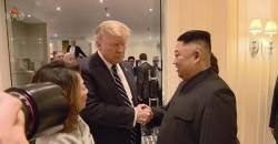"""""""<!HS>트럼프<!HE> 떠나려하자···최선희, <!HS>김정은<!HE> 메시지 들고 달려왔다"""""""
