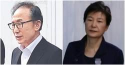 "MB 풀려나자 <!HS>박근혜<!HE>도? 한국당 ""문 대통령 결단 기대"""
