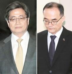 [<!HS>현장에서<!HE>] 기소 절제했다는 검찰, 김경수 구속 판사에만 엄격했나