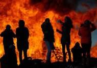 [서소문사진관]겨울을 태워야 봄이 와요. 러, 마슬레니차 축제