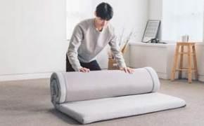 [라이프 트렌드] 양면 쓰는 매트리스, 접어 두는 저상형 침대…방 비좁아도 꿀잠