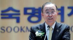 중국발 미세먼지 해결사로 문대통령, 반기문 지목했다