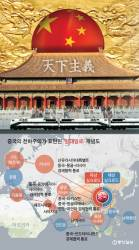 """[차이나 인사이트] """"중국식 천하주의를 받아들일 수 있겠는가"""""""