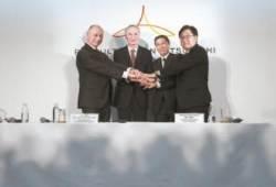 [사진] 르노·닛산·미쓰비시 공동 경영 체제 구축