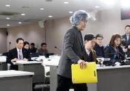 """박은정 권익위장 """"경찰·버닝썬 유착 의심돼 檢에 자료 넘겼다"""""""