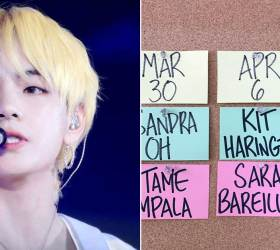 BTS Is Scheduled To Appear On <!HS>SATURDAY<!HE> NIGHT LIVE In April