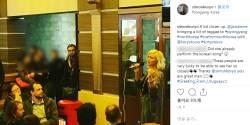 北 평양 술집에서 비공식 공연 펼친 영국 가수