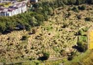 인천 계양구, 무덤 1200기 옮겨 체육공원 조성