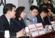 """장제원 """"최악의 콩고물 거래. 내용도 누더기""""…선거제 패스트트랙에 맹공"""