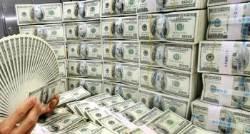 원화 가치 하락, 수입대금 지급에 외화예금 한달만에 감소세로