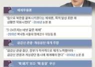 """""""대북제재 무용"""" """"핵 폐기보다 동결""""…국제사회와 동떨어진 김연철 대북관"""