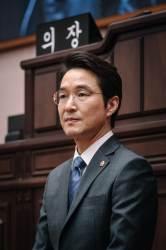 """정치인 변신 한석규 """"히틀러 연설 장면서 연기 한수 배워"""""""