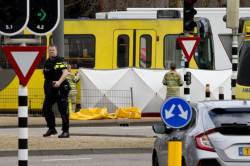 네덜란드 '트램 총격 테러' 3명 사망···용의자 터키 출신 37세 男