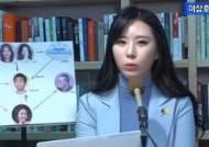 """""""故 장자연 모른다""""송선미 해명에 윤지오 """"예의가 아니다"""""""