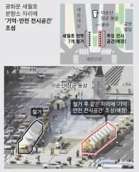 """천막 있던 자리에 기억공간…""""<!HS>세월호<!HE> 치유공간 됐으면"""""""
