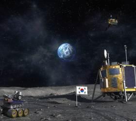 """[<!HS>2050년<!HE>의 <!HS>경고<!HE>]""""달 착륙은커녕…한국형 우주발사체 만들어놓고 놀릴 판"""""""
