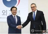 """한-러 북핵 수석대표 회동…""""한반도 비핵화 진전 협력 의견 교환"""""""