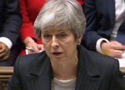 """영국 """"브렉시트 6월 말까지 미뤄달라"""" EU에 공식 요청"""