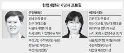 헌법재판관에 우리법 회장 지낸 문형배, 40대 여성 이미선