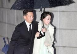 '정주영 18주기' 범현대가 한자리에 모여…노현정도 등장