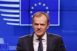 """메이 브렉시트 6월말 연기 요청에 EU """"英하원 합의안 통과시켜야 가능"""""""