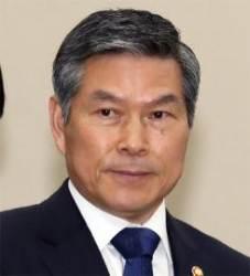 """정경두, 천안함·연평해전 설명하며 """"불미스러운 충돌"""""""